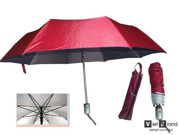 ô dù gấp ba