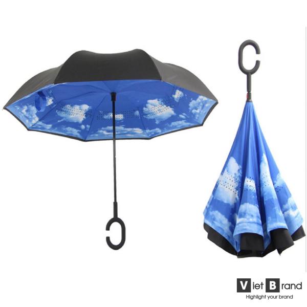 ô dù gấp ngược