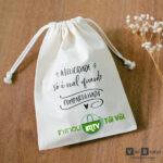 Túi vải bố – Quà tặng thời trang ý nghĩa của doanh nghiệp