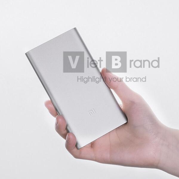 Pin sạc dự phòng Xiaomi 10.000 maH | Quà tặng công nghệ
