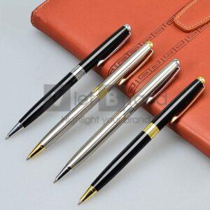 Bút ký kim loại in logo thương hiệu - Mẫu 1