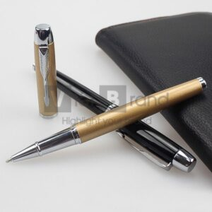 Bút ký kim loại in logo thương hiệu - Mẫu 2