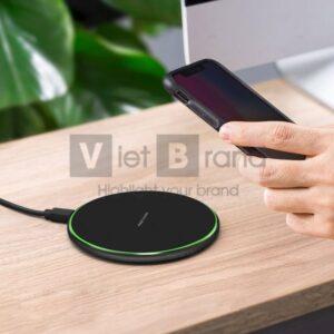 Đế sạc không dây | Quà tặng công nghệ in logo