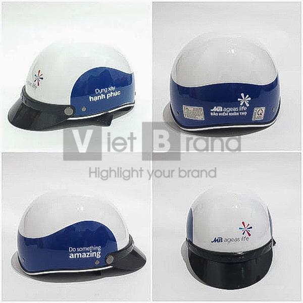 Mũ bảo hiểm   M01