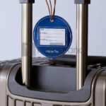 Bao đựng passport và thẻ hành lý