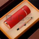 Quà tặng kỷ niệm thành lập | Set bình giữ nhiệt, bút